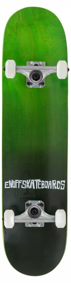 Enuff Fade rula Green  7.75 x 31.5