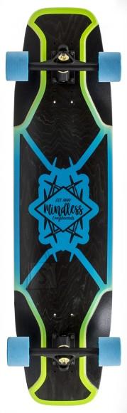 Mindless Longboard CORE FREERIDE  Black