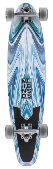 Mindless Raider VI longboard Mint 8 x 34