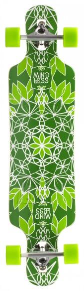 Mindless Sanke III longboard  Green 9.5 x 39