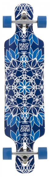 Mindless Sanke III longboard Blue 9.5 x 39