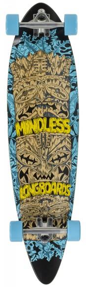 Mindless Longboard TRIBAL ROGUE IV Blue