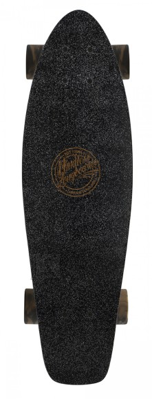 Mindless Stained Daily III longboard Black 7 x 24