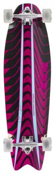 Mindless Longboard ROGUE SWALLOW TAIL Pink 9,7x34