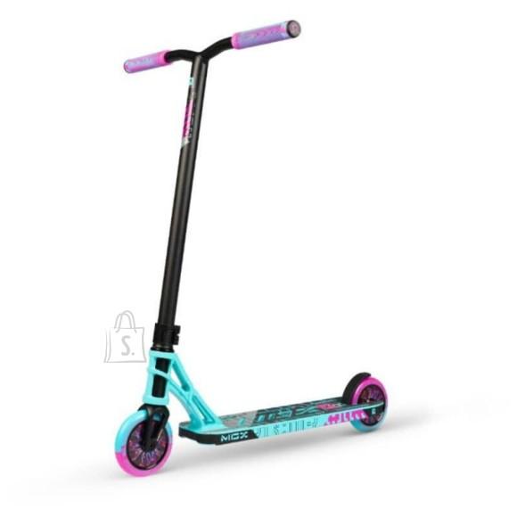 Trikitõukeratas MGP MGX Pro Scooter Teal/Pink