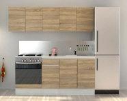 Köögikomplekt IQ 200 cm