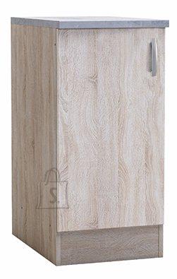 Köögikapp Paprika 40x85 cm tamm