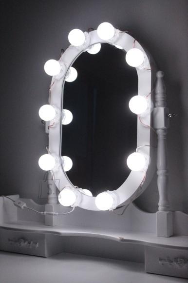 LED valgustus peeglile