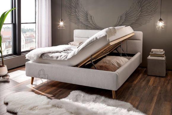 Pesukastiga voodi Lotte 160x200