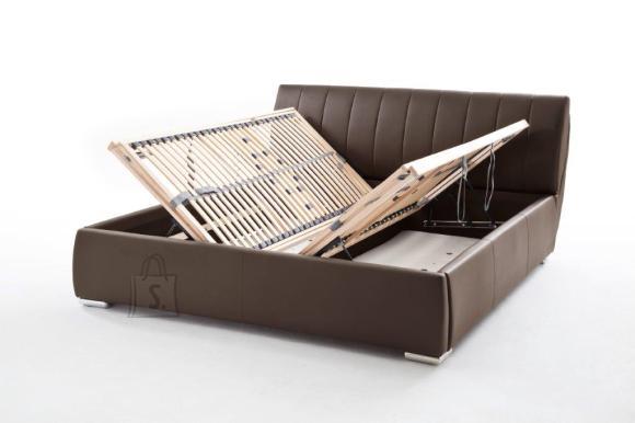 Pesukastiga voodi Bern 180x200