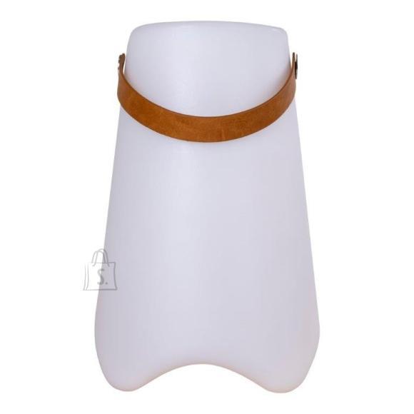 LED valgustusega veinijahutaja Bristol, valge