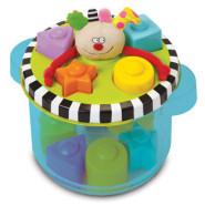 Taf Toys ämber + klotsid Kooky Sorter