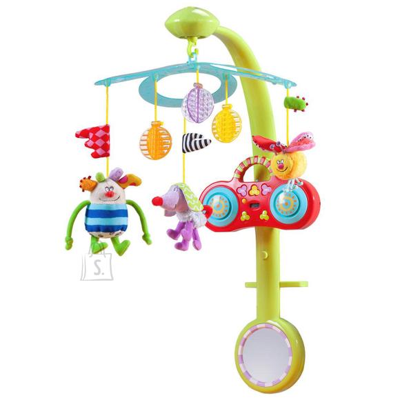 Taf Toys voodikarussell Kooky MP3 mängijaga