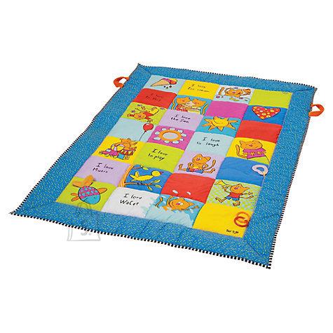 Taf Toys mängumatt I Love Big Mat 100x150 cm