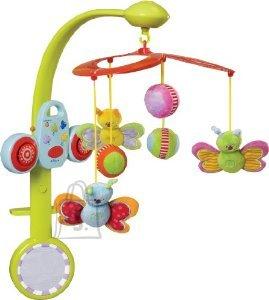Taf Toys voodikarusell Stereo Butterflies