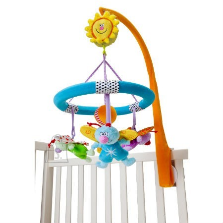 Taf Toys voodikarussell Spring Time Mobile