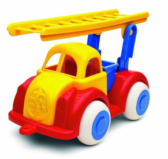 Viking Toys mängusõiduk tuletõrjeauto + 2 figuuri