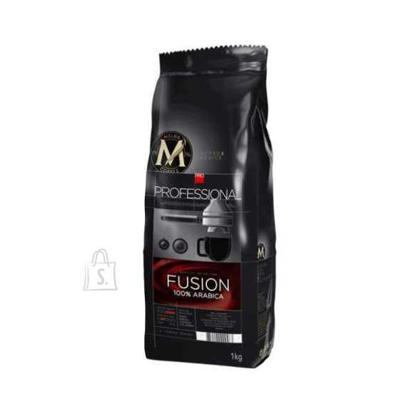 Kohvioad MELNA COFFEE PROFESSIONAL, Fusion, 1kg