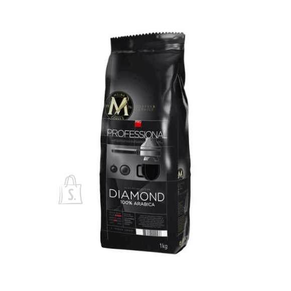 Kohvioad MELNA COFFEE PROFESSIONAL, Diamond, 1kg