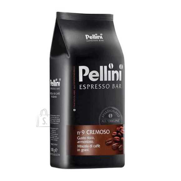 Kohvioad PELLINI, Cremoso, 1 kg