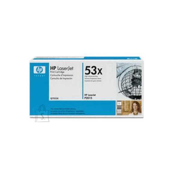 HP Tooner HP Q7553X, 7000 lehte, must