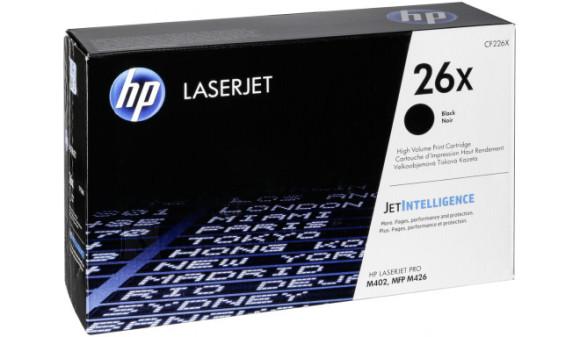 Tooner HP CF226X (9000 lehte) must