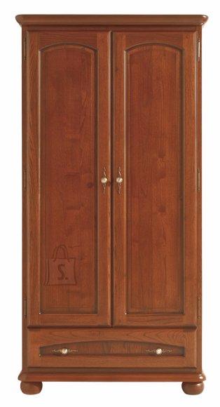 Riidekapp Bawaria 2-uksega