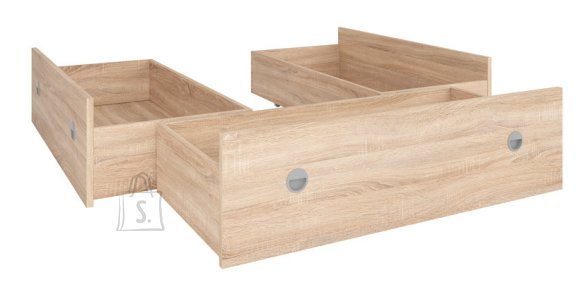 Voodipesukastide komplekt voodile Nepo 140x200
