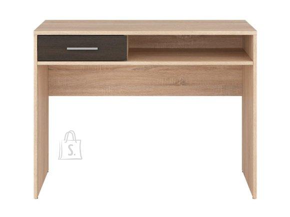 Nepo Plus desk Sonoma oak / wenge