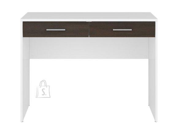 Nepo Plus desk white/wenge