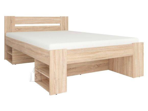 Nepo Plus bed 140 Sonoma oak
