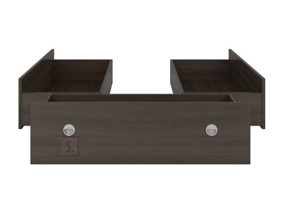 Nepo Plus bed drawers 140 wenge