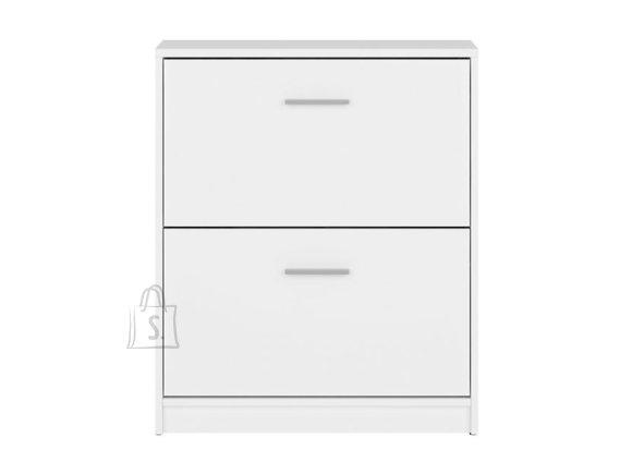 Nepo Plus shoe cabinet white