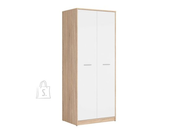 Nepo Plus wardrobe sonoma oak/white
