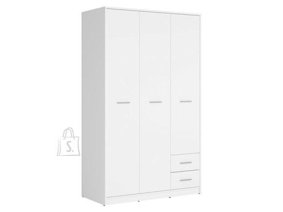 Nepo Plus wardrobe white