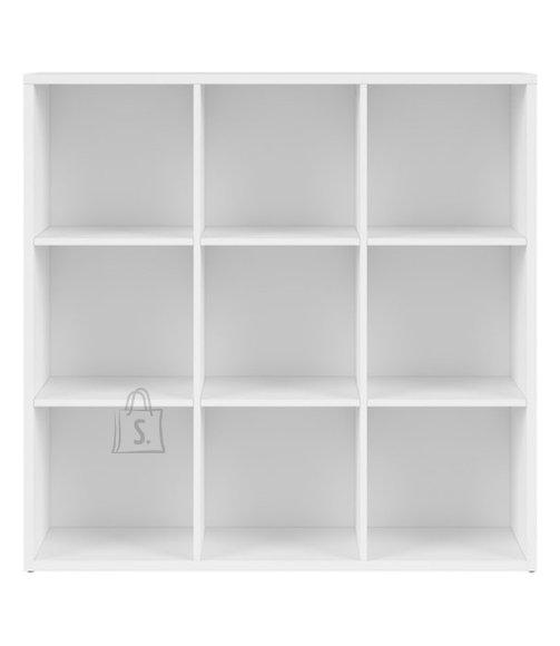 Nepo Plus bookshelf white