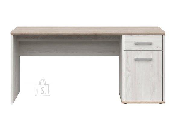 Romance desk sibiu light larch/light san remo oak