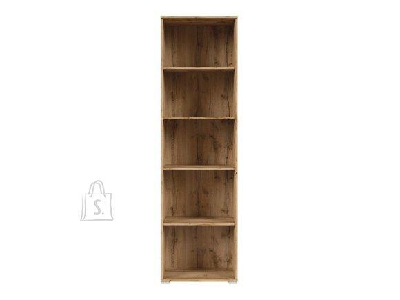 Zele bookshelf wotan oak