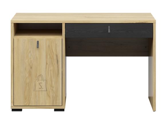 Rodes desk belarus ash/black oak