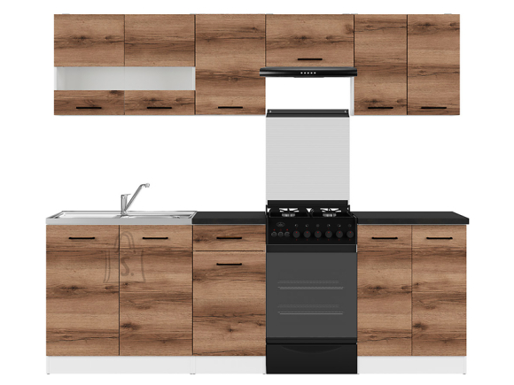 Köögikomplekt Junona Line 230 tume delano tamm
