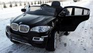 Elektriauto BMW X6 lastele must