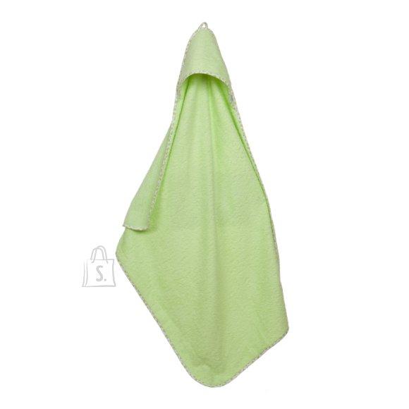 Milana Vannilina kapuutsiga 80x110 (roheline)