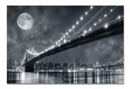 Dekoratiivpilt Brooklyn Bridge