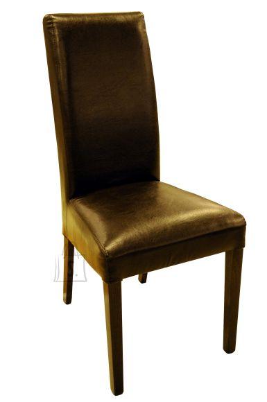Söögitoa tool Adria tumepruun 2tk