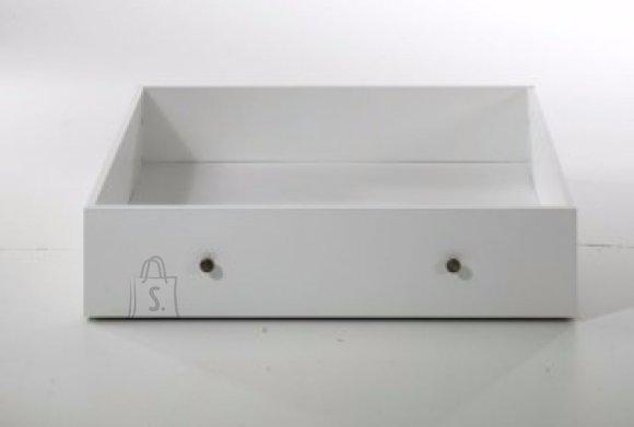 Tvilum voodialune kast Paris valge