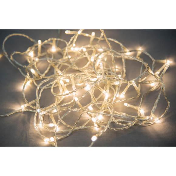 Valguskett 240 LED-tulega