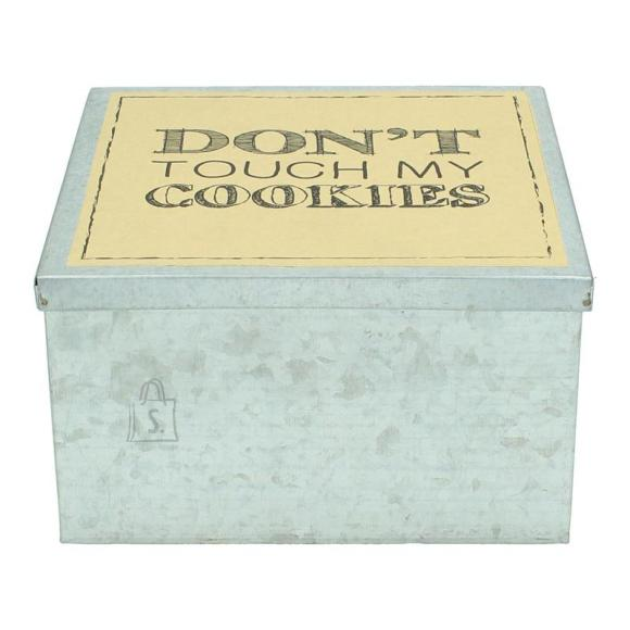 Metallkarp Don´t touch my cookies