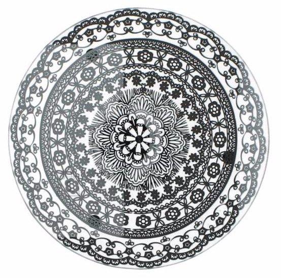 Klaastaldrik Silver