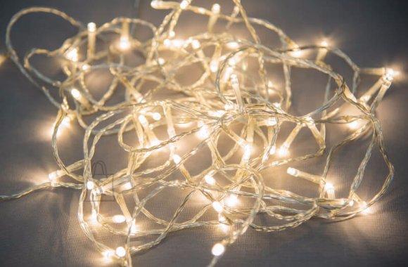Valguskett 120 LED-tulega