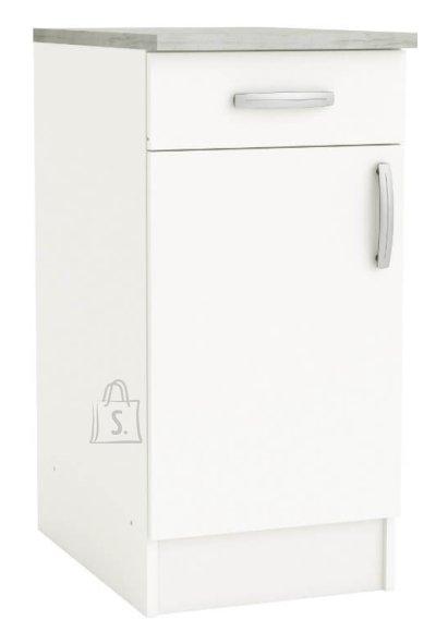 Köögikapp Nova 1-sahtli ja 1-uksega